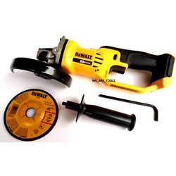 Kyпить New Dewalt DCG412 20V Cordless Battery Angle Grinder 4 1/2