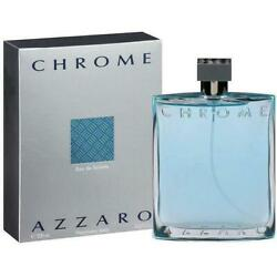 Kyпить CHROME AZZARO Men Cologne 6.7 / 6.8 oz edt Men New in Box на еВаy.соm
