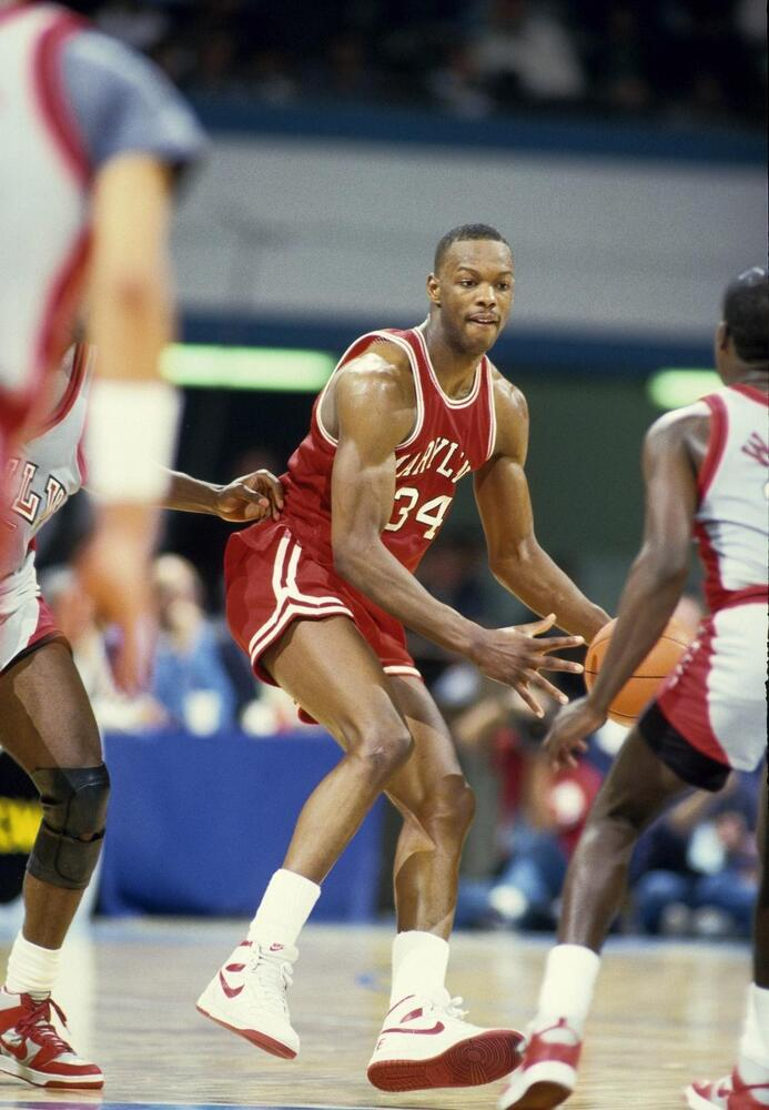 Len Bias Maryland Terrapins 8x10 Color Photo Ebay
