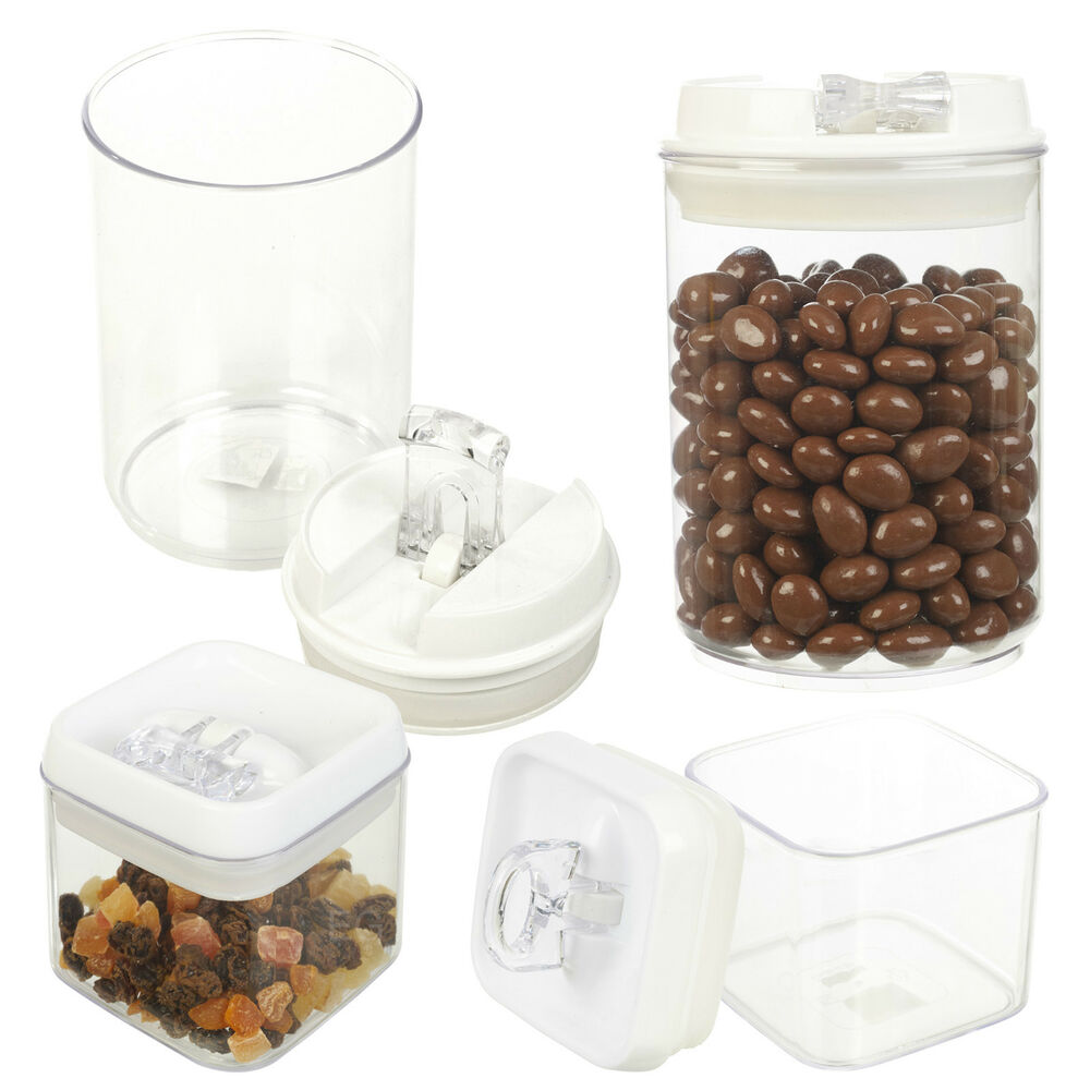 Glass Airtight Food Containers Wilko