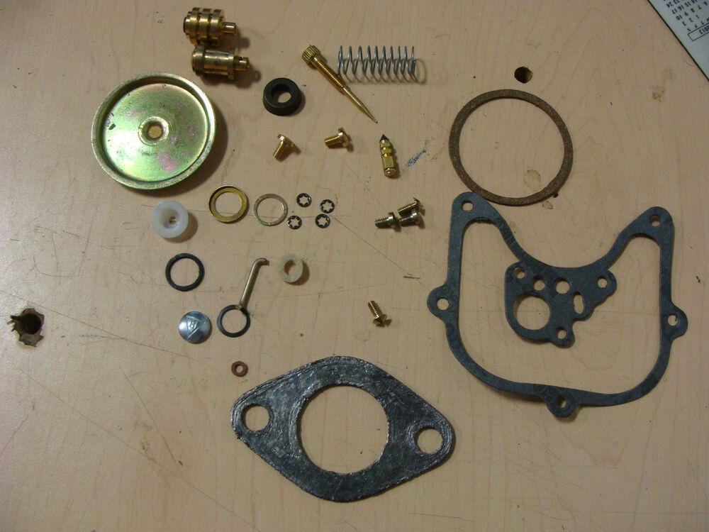 Ford 2000 Tractor Carburetor Diagram : Ford tractor carburetor holley