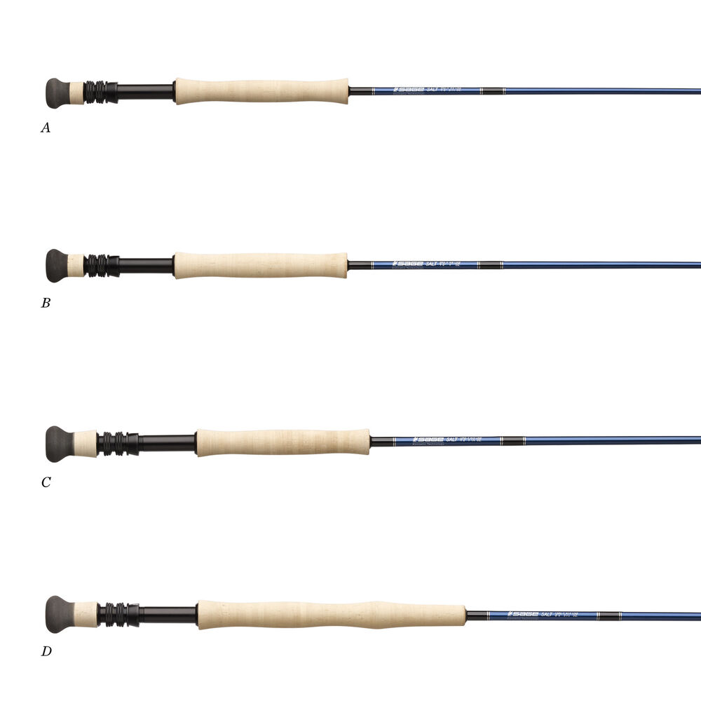 Sage salt series fly rod building blank kits ebay for Fishing rod building kits
