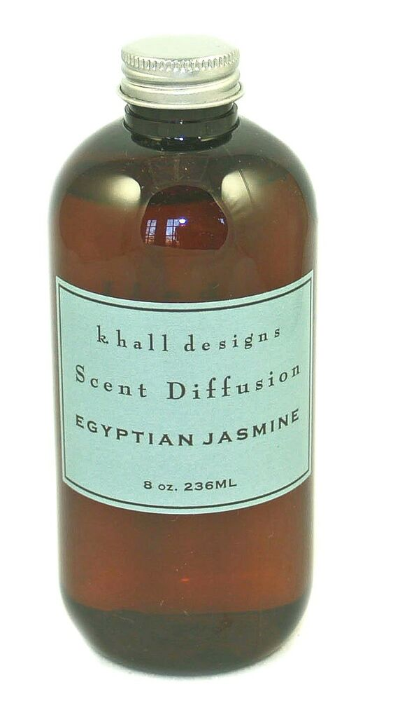 K Hall Designs Egyptian Jasmine Diffusion Oil Refill Ebay