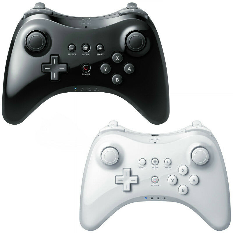 classic pro controller gamepad for nintendo wiiu amp usb cable ebay