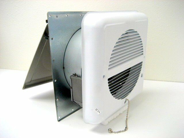 Ventline Mobile Home Sidewall Exhaust Fan With Inside