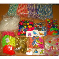 Kyпить 1440 TOYS, 10 GROSS, FINGER TRAPS, GOLD COINS, STICKY HAND CARNIVAL PARTY PRIZES на еВаy.соm