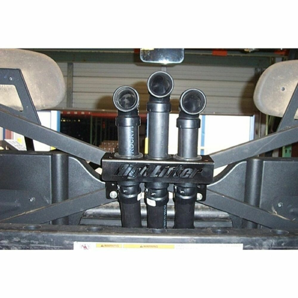 High Lifter Diver Down Riser Snorkel For 2011