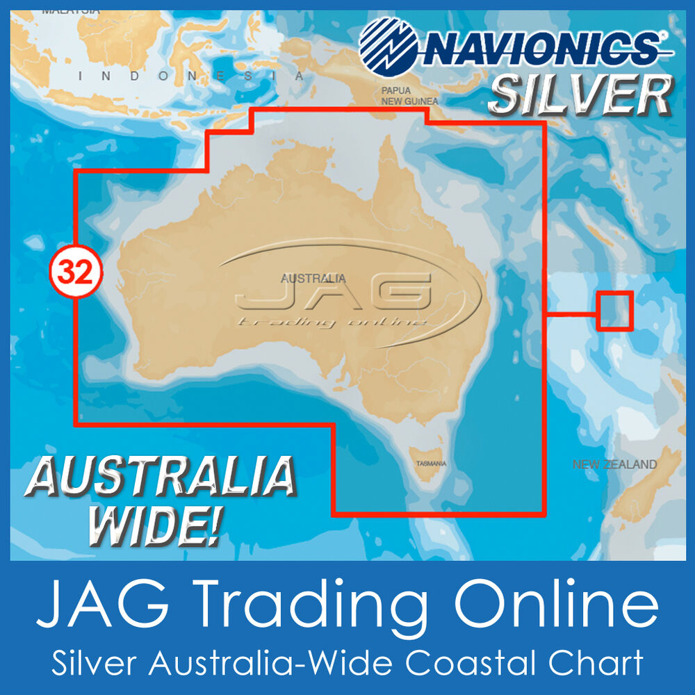 navionics silver australia wide card gps chartplotter map chart suits lowrance ebay. Black Bedroom Furniture Sets. Home Design Ideas