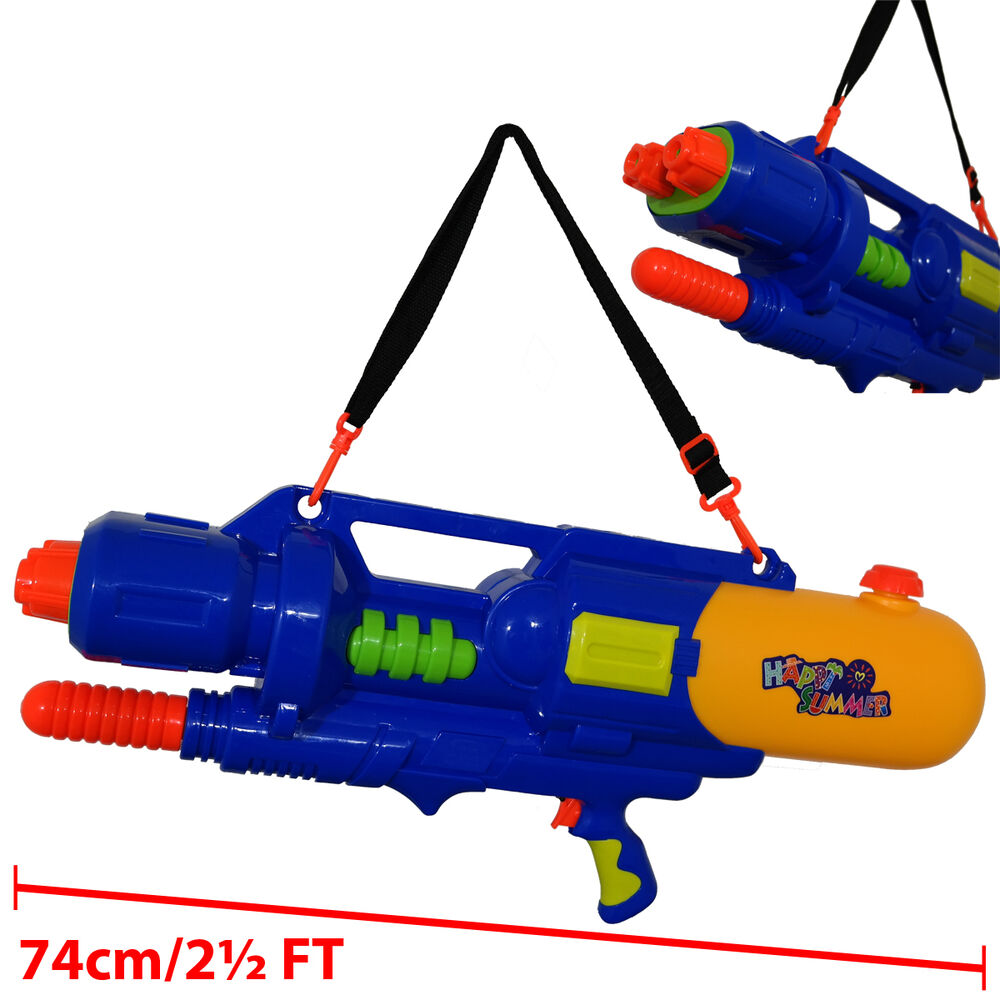 Extra Large Toys : Extra large giant titan water pistol kids spray toy gun