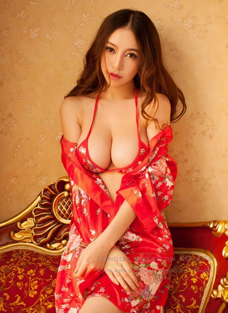 Women S Sexy Red Babydoll Sleepwear Lingerie G String