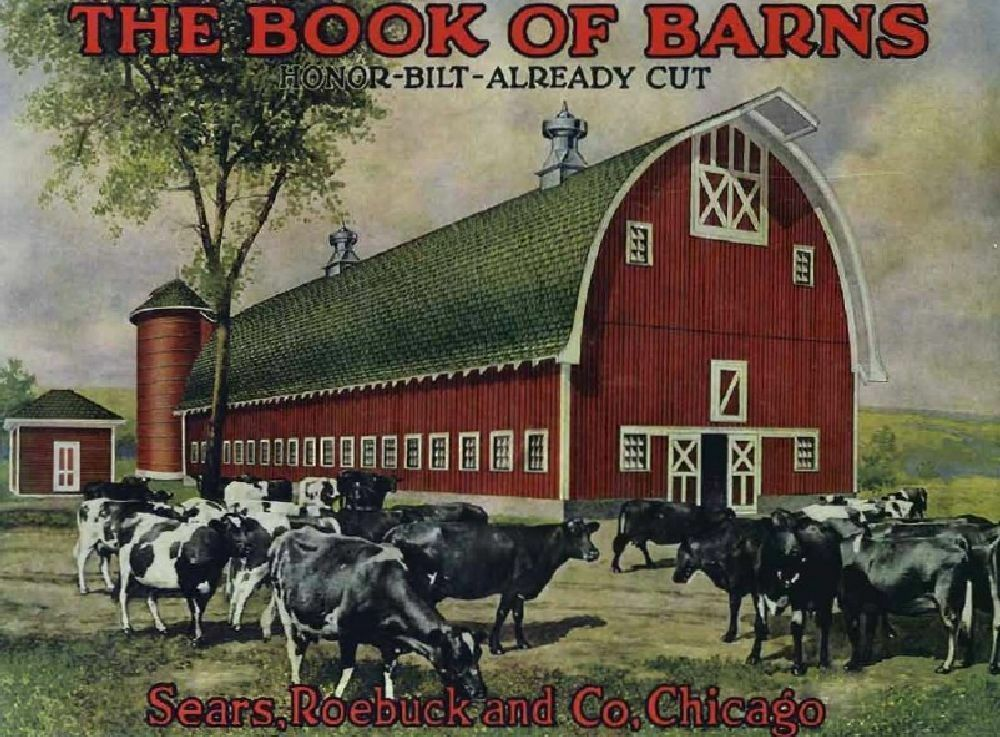 Barn Plans Books And More 20 Vintage Books On Disk Ebay