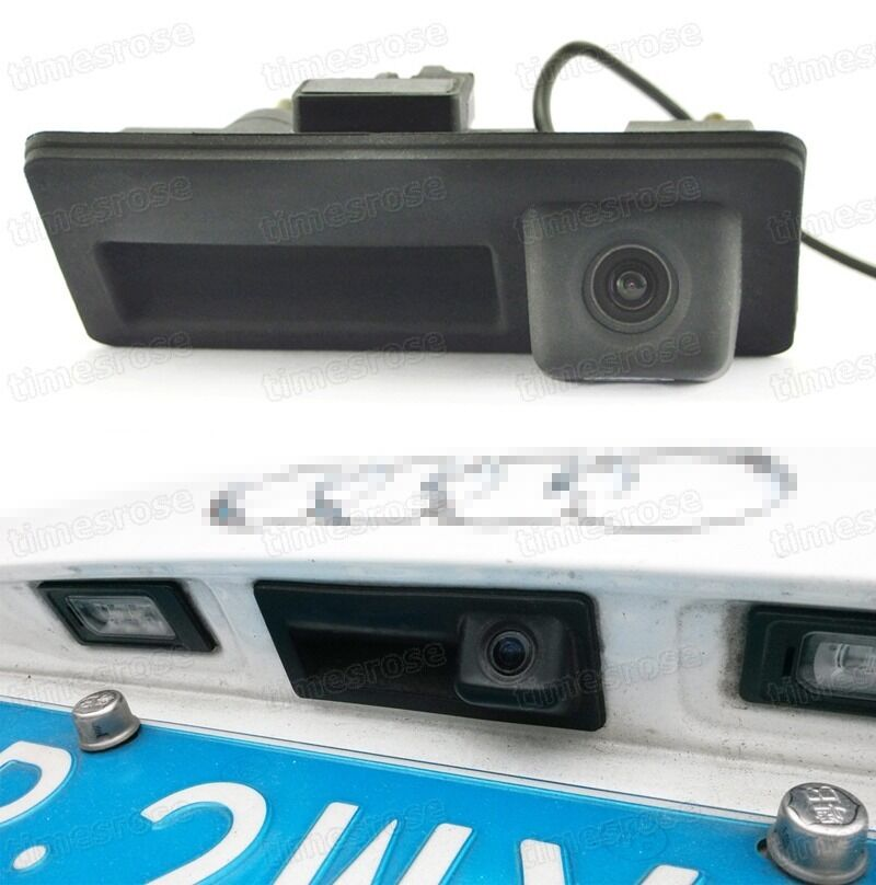 Replacement Trunk Handle Rear View Camera Parking for Audi A4 A6 A8L S5 Q3 Q5 | eBay