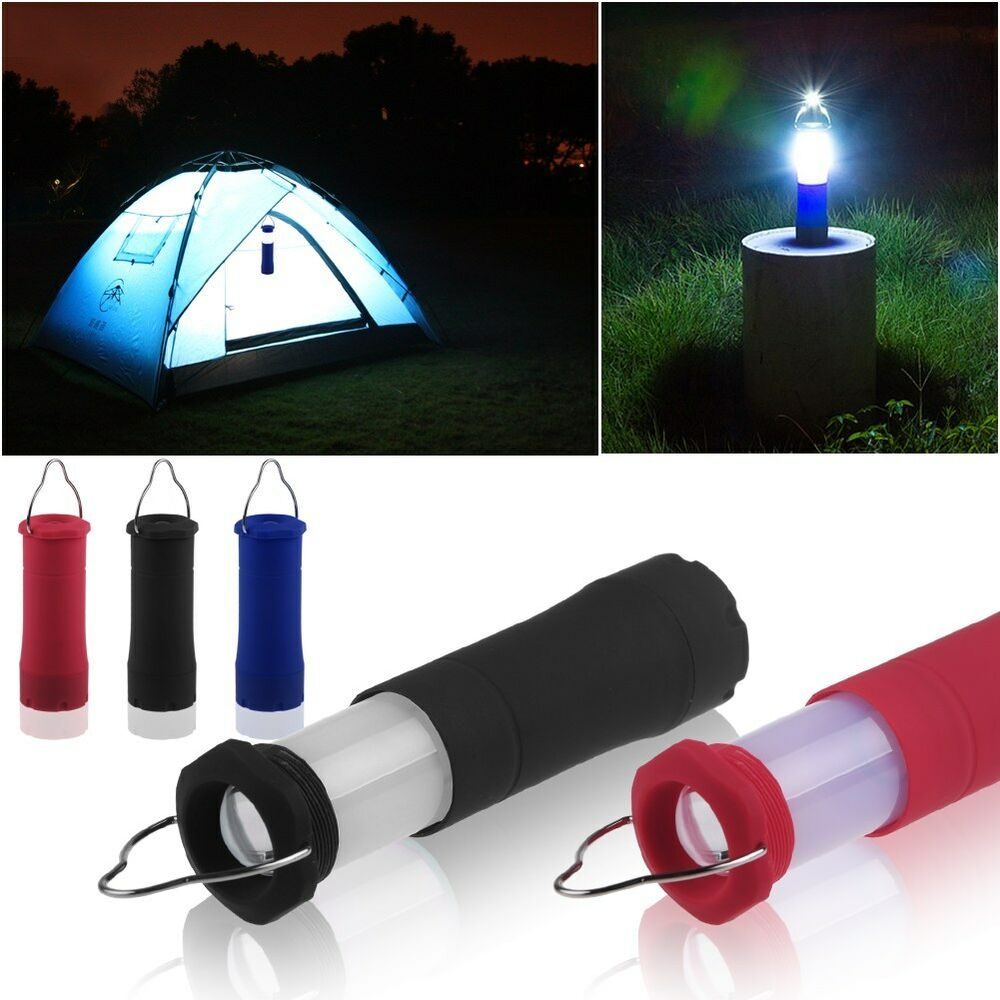 Camping Outdoor Light LED Portable Tent Umbrella Night ...