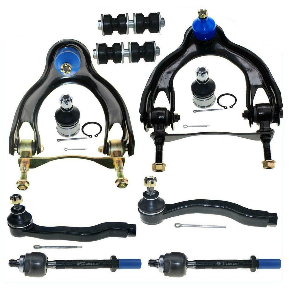 10 PCS Front Suspension Kit Control Arm For 94-97 ACURA