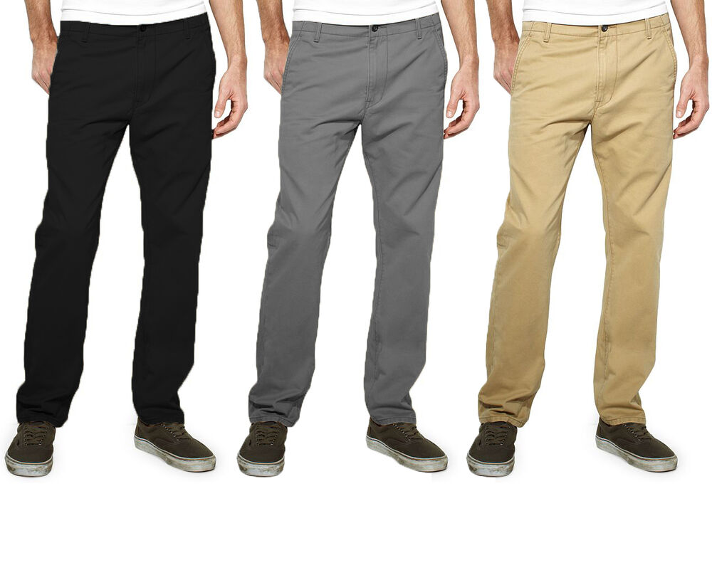 Levis Mens Chinos Chino Pants Regular Fit Levi's