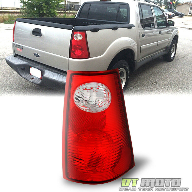 2001 2005 explorer sport trac replacement tail lights taillamp passenger side rh ebay. Black Bedroom Furniture Sets. Home Design Ideas