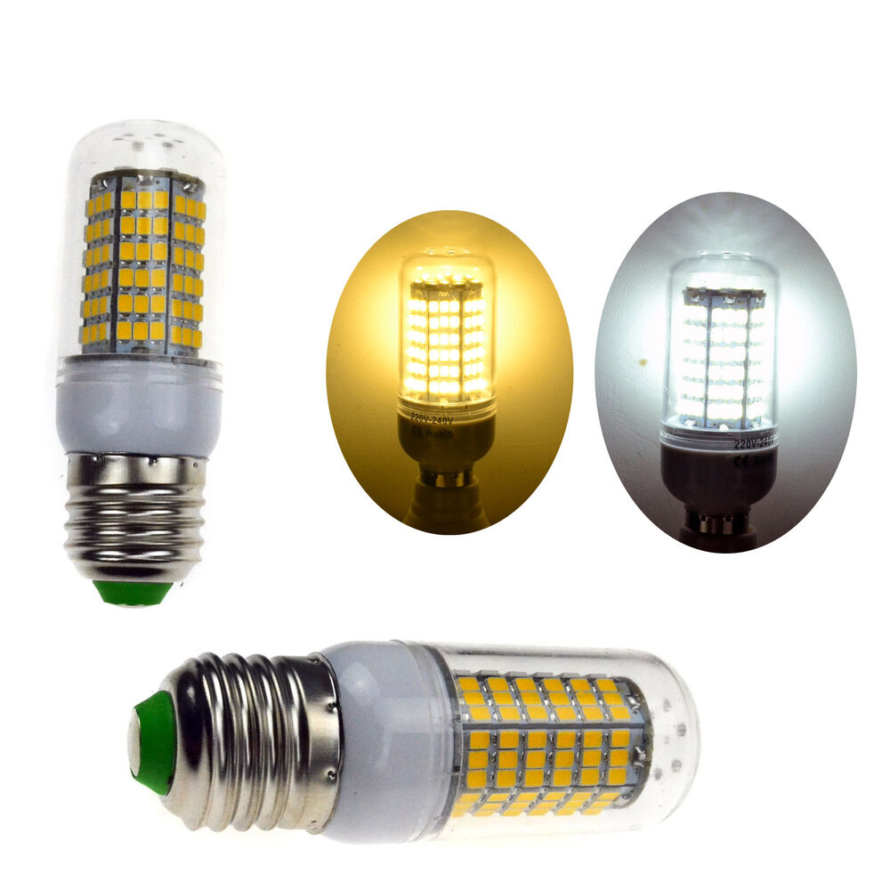 e27 e26 20w high lumen led corn light bulb lamp with cover. Black Bedroom Furniture Sets. Home Design Ideas