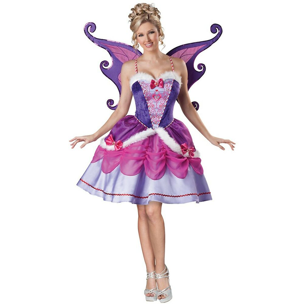 Sugar Plum Fairy Halloween Costume