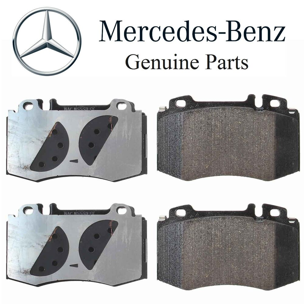 Brake pads mercedes benz ml350 in ebay motors ebay autos for Mercedes benz gl450 brake pads