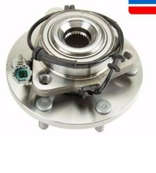 Front Wheel Bearing Amp Hub Assembly Fits Nissan Pathfinder