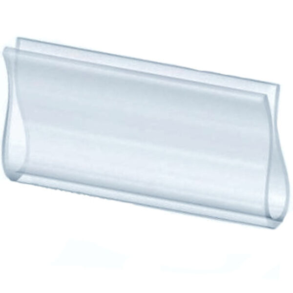Roller Window Shade Clear Hem Grip From Shade Doctor Of