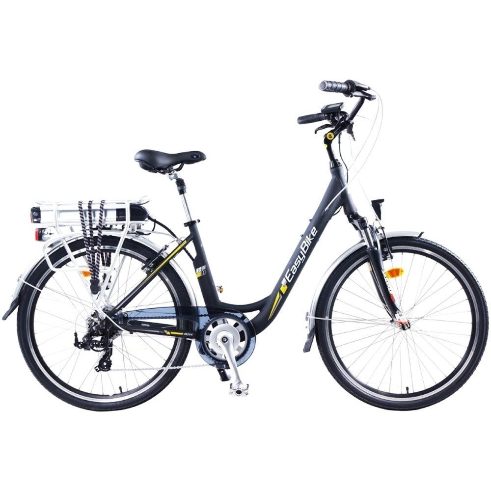 elektrofahrrad damen fahrrad easybike move 250w 20kg 26. Black Bedroom Furniture Sets. Home Design Ideas