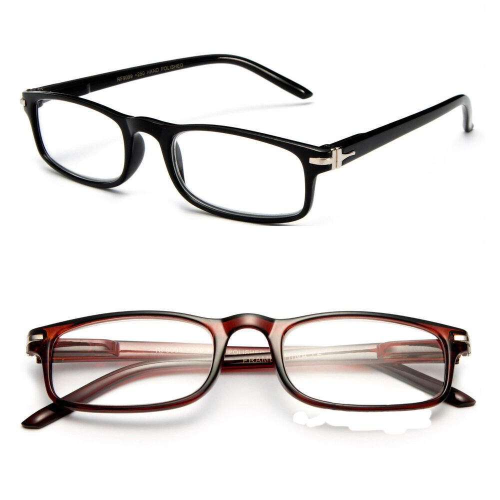 reading glasses slim thin small frame various