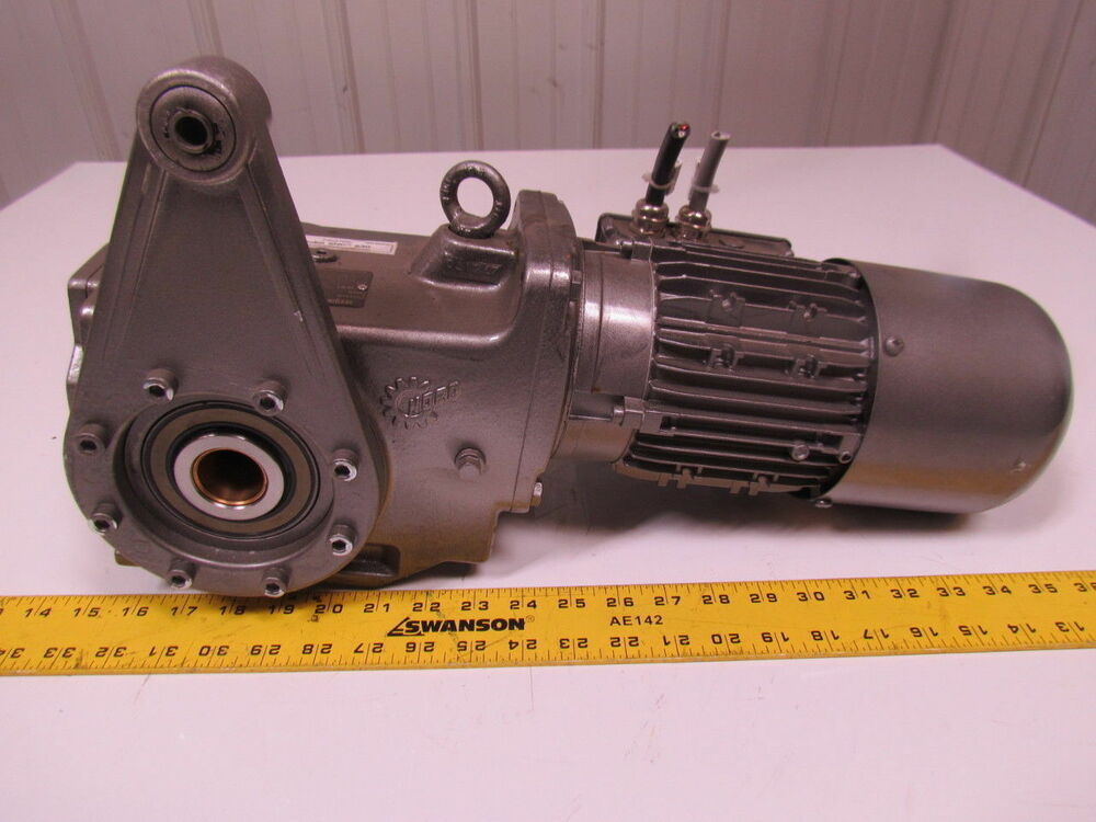 Nord sk92372azdsh right angle hollow shaft bevel gearbox for Hollow shaft gear motor