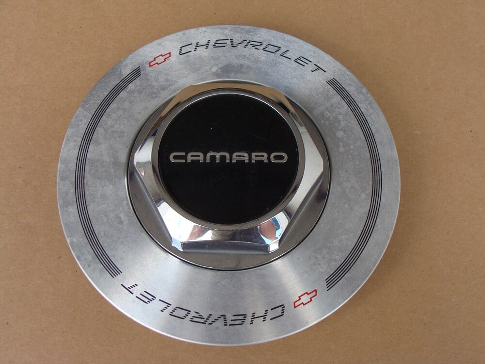 91 96 Camaro Z28 16 Quot Aluminum Factory Wheel Rim Center Cap