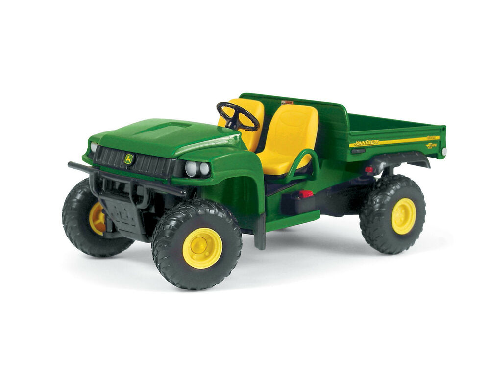 new 1 32 ertl john deere hpx gator utility vehicle 4x4. Black Bedroom Furniture Sets. Home Design Ideas