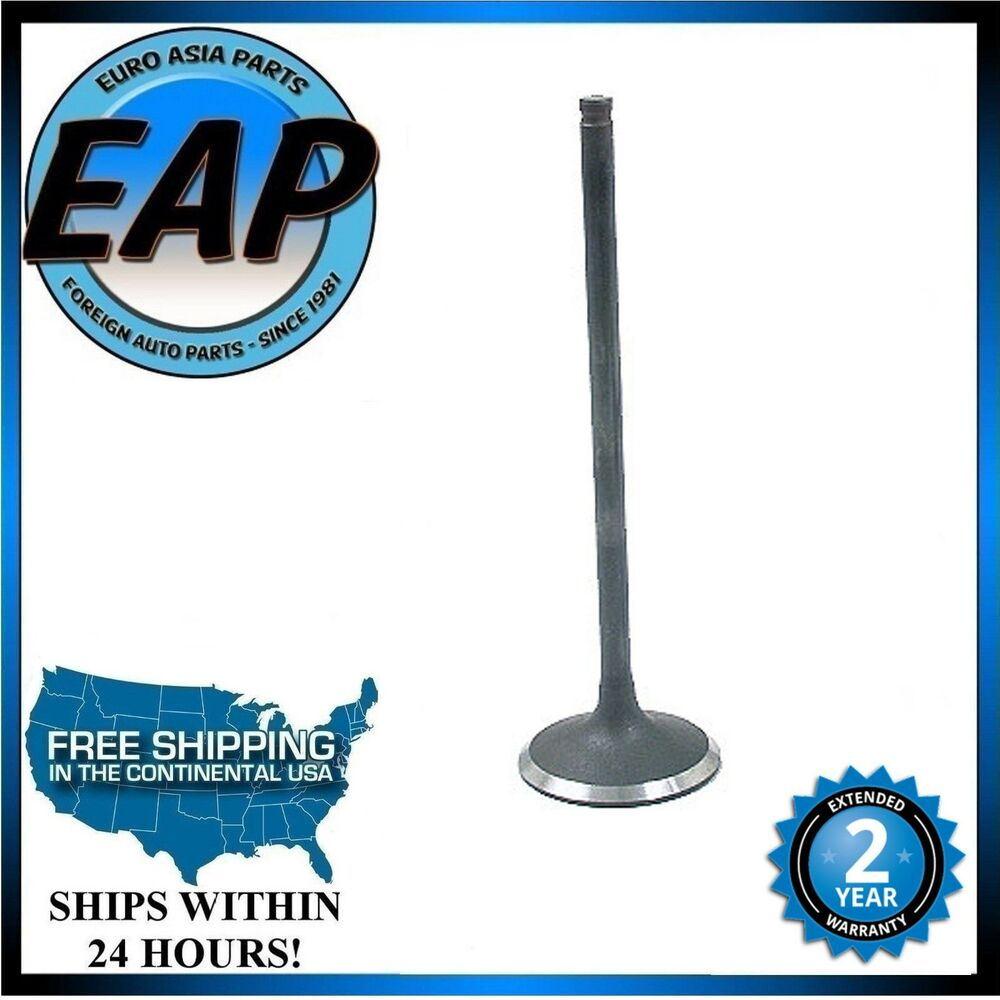 Details About For 92 Acura Vigor 90 93 Honda Accord 96 Prelude 22L Engine Intake Valve NEW