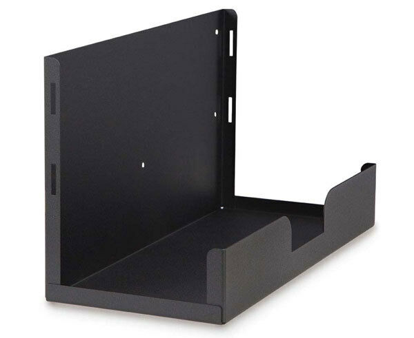 1x Wall Mount Cpu Bracket Computer Amp Pc Tower Case Network