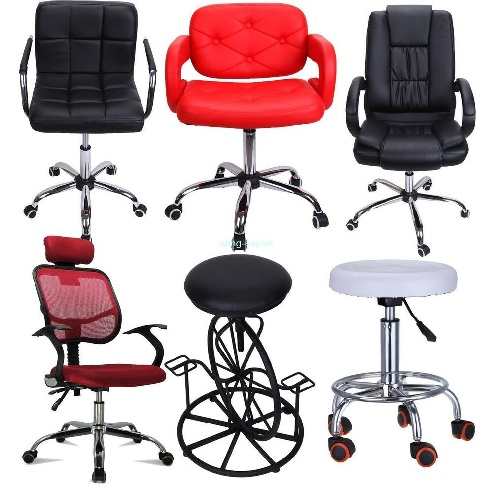 Adjustable Swivel Office Chair Home Seat Spa Bar Stool  : s l1000 from www.ebay.com size 1000 x 1000 jpeg 97kB