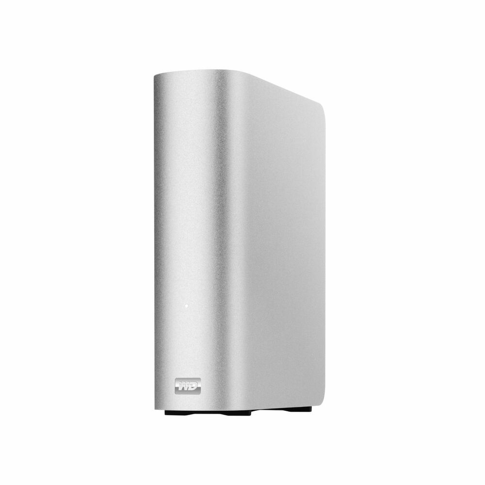 western digital my book studio 2tb mac usb 3 0 external hard drive wdbcpz0020hal ebay. Black Bedroom Furniture Sets. Home Design Ideas