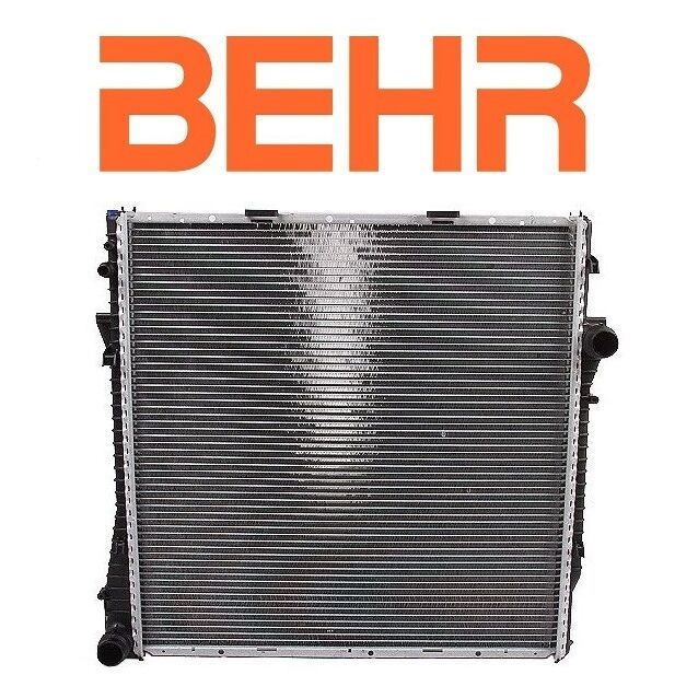 2000 Bmw X5 Transmission: NEW OEM Behr Engine Cooling Radiator For E53 BMW 2001-2006
