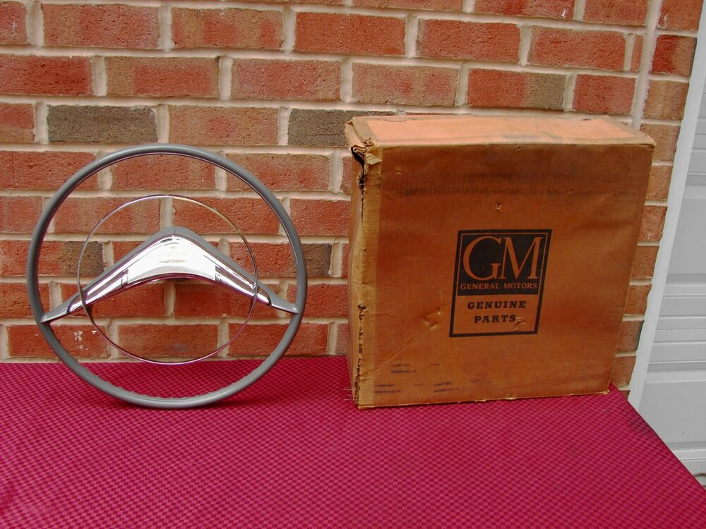 Car Bumper Guard >> 58 CHEVROLET IMPALA NOS GM CONTINENTAL KIT............RARE FIND!!!! | eBay