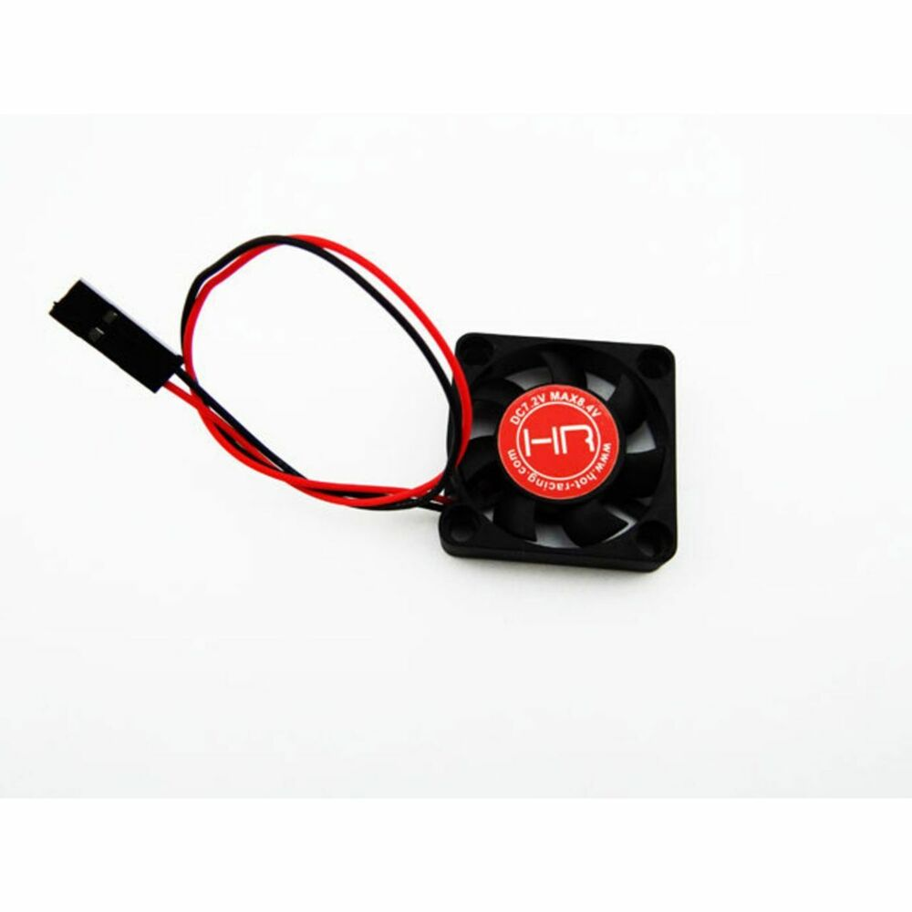 hot racing mh3030f motor heat sink esc cooling fan 30x30mm new ebay. Black Bedroom Furniture Sets. Home Design Ideas