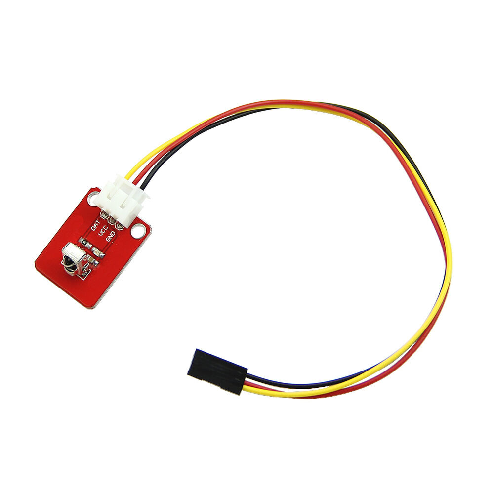 Infrared receiver sensor module board remote with dupont