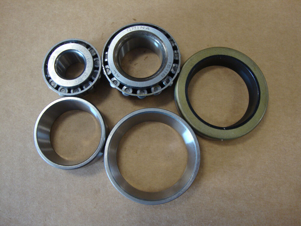 8n Ford Tractor Front Wheel Bearing : N naa jubilee ford tractor front wheel bearing kit