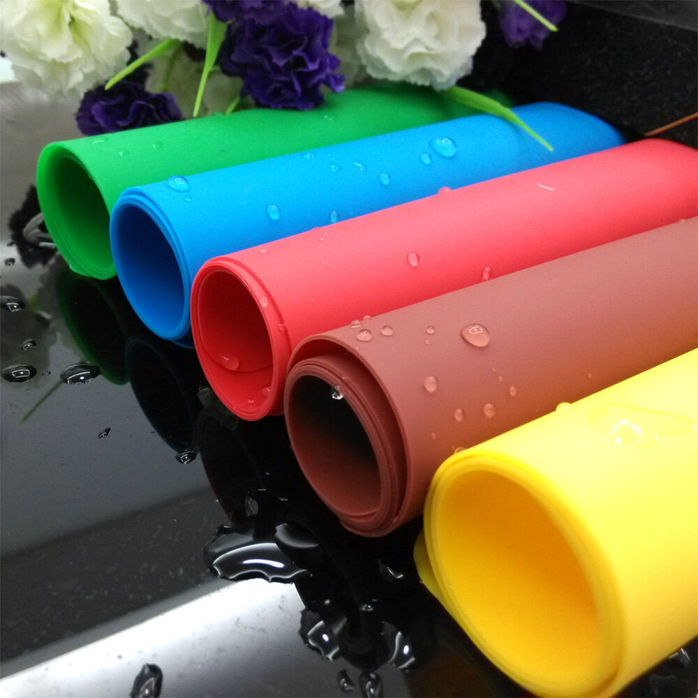 Silicone Baking Table Mat Pad Liner Placemat Waterproof