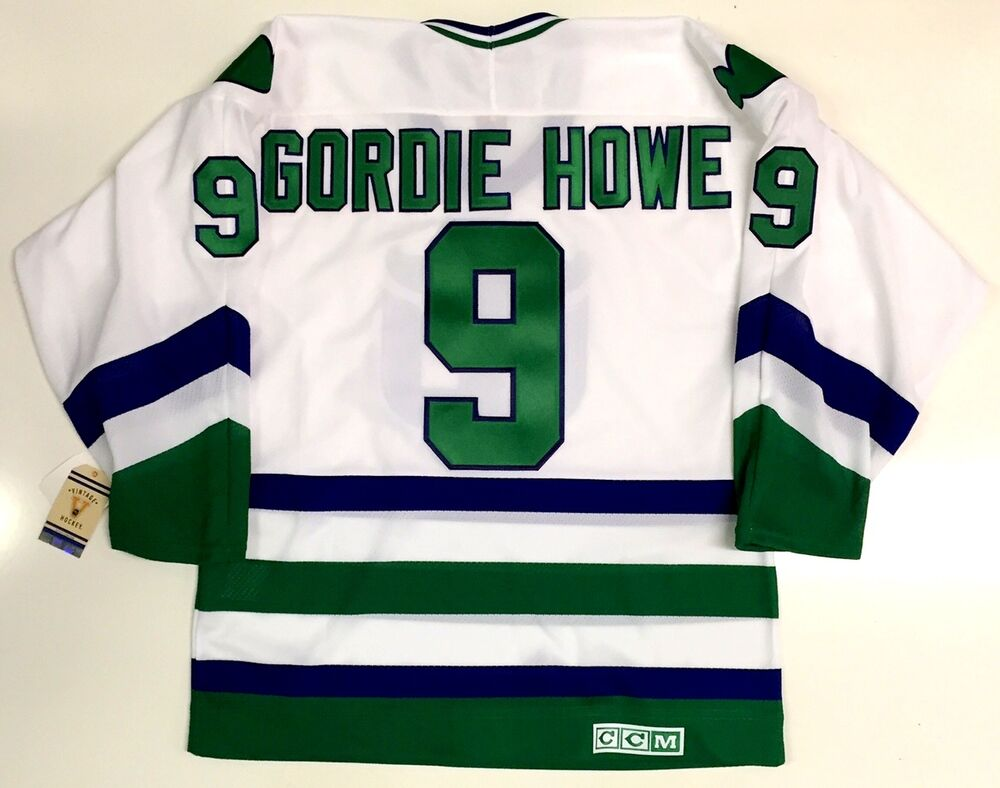 a6d5e253e Details about GORDIE HOWE HARTFORD WHALERS