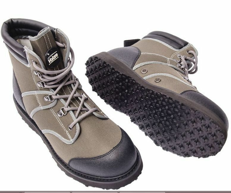 Leeda Volare Rubber Sole Wading Boots Trout Salmon Fishing