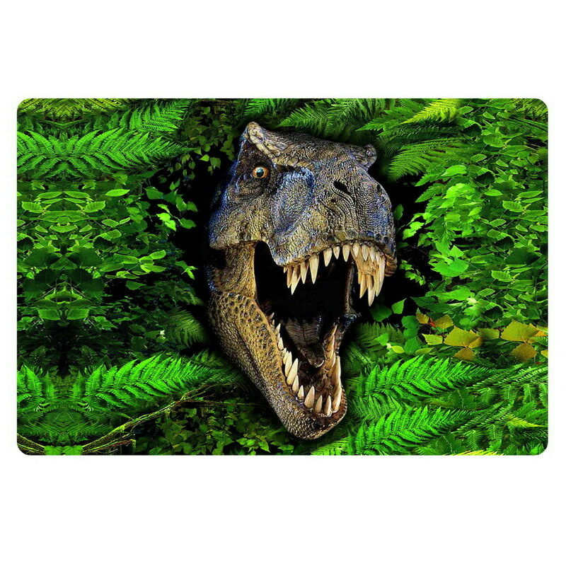 Cool Dinosaur Doormat Novelty Floor Rugs Bathroom Non Slip