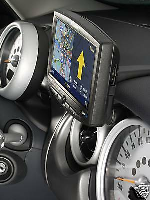 kuda garmin nuvi gps mount holder mini cooper 02 06 convertible 03 08 r52 r53 ebay. Black Bedroom Furniture Sets. Home Design Ideas