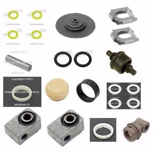 Bmw E24 09 85 Shift Bushing Kit 22pc Shifter Fix Rod
