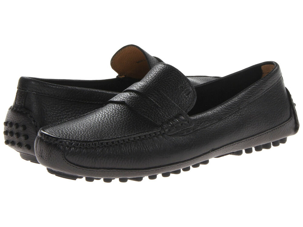 cole haan mens grant canoe penny casual slip on drivers loafers driving shoes ebay. Black Bedroom Furniture Sets. Home Design Ideas