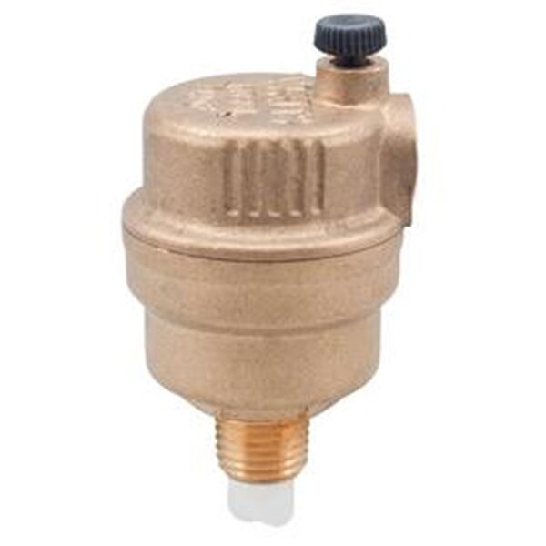 1 8 watts boiler automatic vent valve made in italy ebay. Black Bedroom Furniture Sets. Home Design Ideas