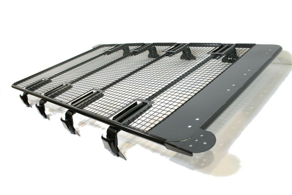 Land Rover Discovery 1999 04 Roof Rack Fully Welded Steel