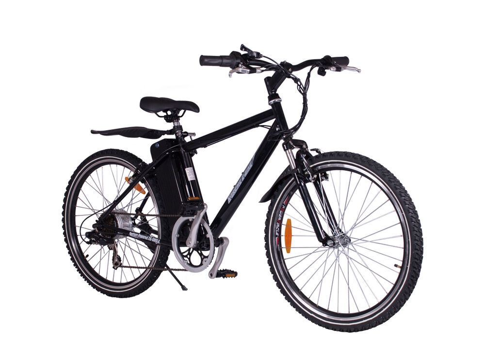 new x treme alpine trails sla electric mountain bike. Black Bedroom Furniture Sets. Home Design Ideas