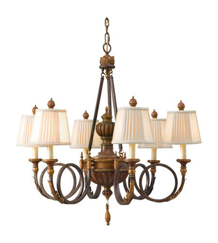 Murray Feiss Fusion Collection: Murray Feiss F23316TDN Chandelier